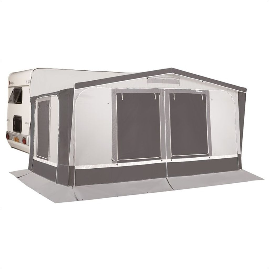 Kit de fixation pour auvent ou tente de caravane ou mobil-home 12,5 m