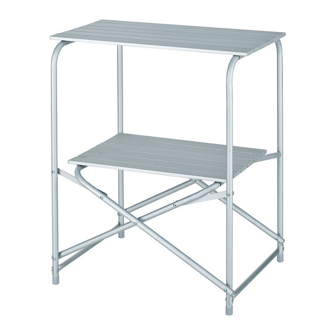 meuble de cuisine r chaud en aluminium gris abri services